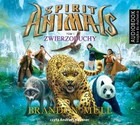 Zwierzoduchy Spirit Animals - mp3 - Brandon Mull
