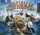 Zwierzoduchy Spirit Animals Książka audio MP3 - Brandon Mull