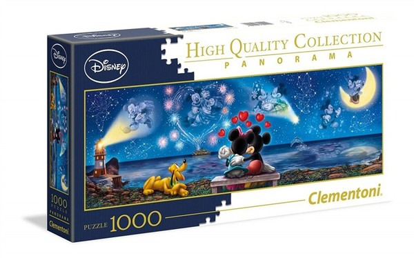 Clementoni High Quality Collection Panorama Miki i Minnie