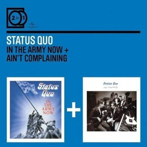2 For 1: In The Army Now / Ain`t Complaining