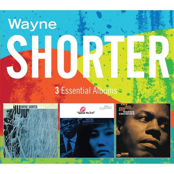 Three Essential Albums: Wayne Shorter