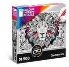 Clementoni 3D Color Therapy Lew -