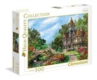 Clementoni High Quality Collection Old Waterway Cottage -