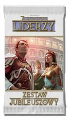 Rebel Gra 7 Cudów Świata Dodatek: Liderzy