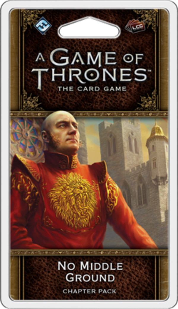 FFG A Game Of Thrones (2ed.) - No Middle Ground Fourth chapter pack in Westeros Cycle - Wersja Angielska