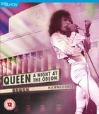 A Night At The Odeon - Hammersmith 1975 (Deluxe Blu-Ray Edition) - Queen