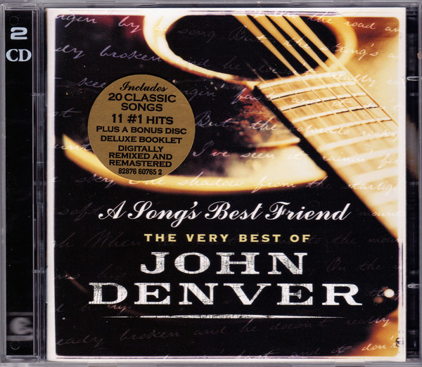 A Song`s Best Friend: The Very Best Of John Denver (Deluxe Edition)