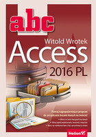 ABC Access 2016 PL - Witold Wrotek