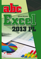 ABC Excel 2013 PL - Witold Wrotek
