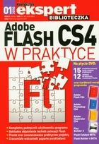 Adobe Flash CS4 w praktyce + CD Komputer świat ekspert 1/2010