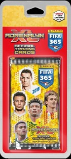 Panini FIFA 365 Adrenalyn XL Blister (4+1) -