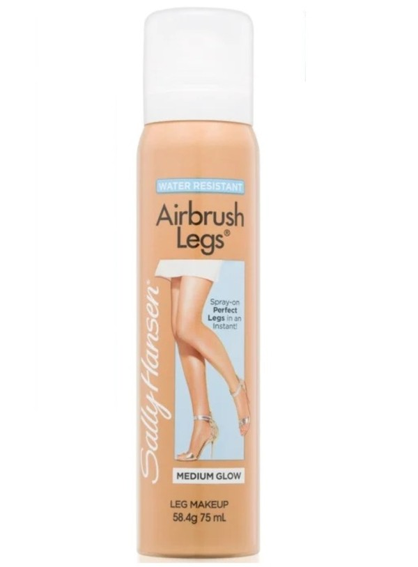 Airbrush Legs Medium Glow Rajstopy w sprayu