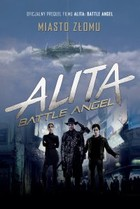 Alita Battle Angel - mobi, epub - Pat Cadigan