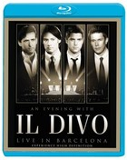 An Evening With Il Divo - Live in Barcelona (Blu-Ray) - Il Divo