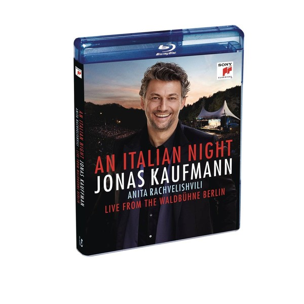 An Italian Night - Live from the Waldbuhne Berlin (Blu-Ray)