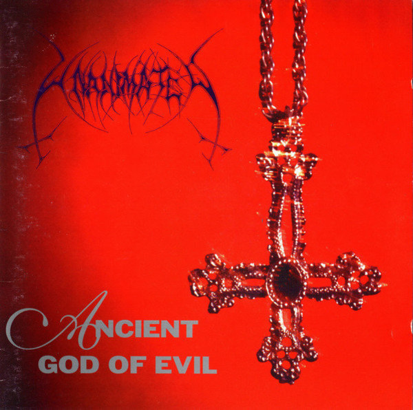 Ancient God of Evil (Re-issue 2020) (vinyl)