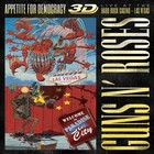 Appetite For Democracy: Live At The Hard Rock Casino - Las Vegas 2012 (2 CD + Blu-Ray) - Guns N` Roses