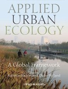 Applied Urban Ecology - Matthias Richter, Ulrike Weiland