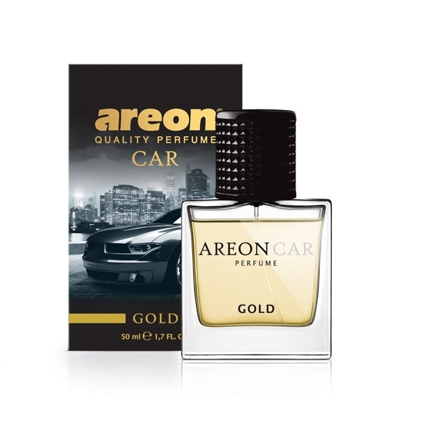 Gold Perfumy do auta