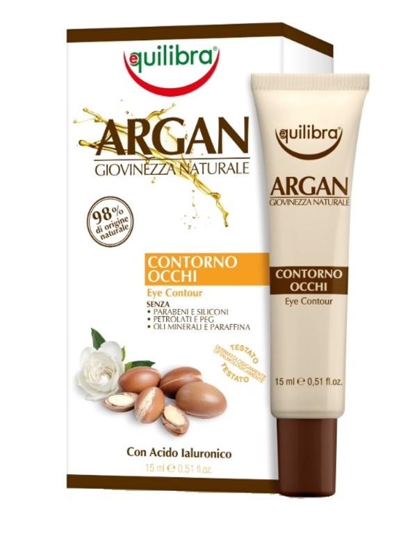 Argan Natural Youth Eye Contour Arganowy krem pod oczy