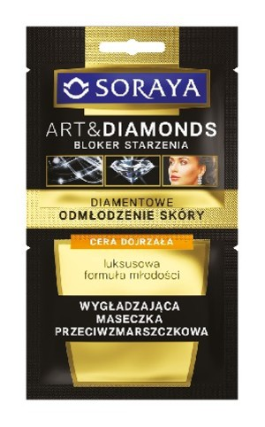 Art and Diamonds Maseczka-Bloker Starzenia