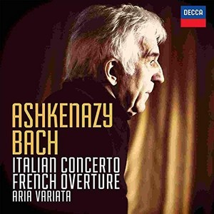 Ashkenazy: Bach: Italian Concerto & French Overture