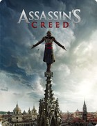 Assassin`s Creed 3D (Steelbook) - Justin Kurzel