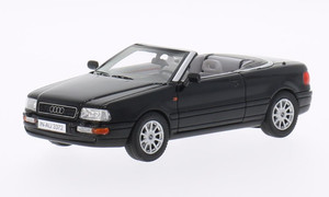 Audi Convertible 1994 (black) Skala 1:43