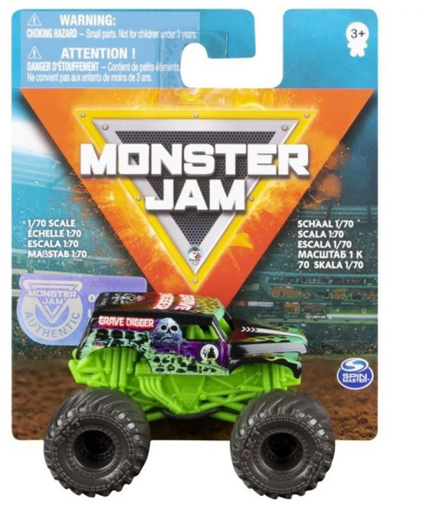 Auto Monster Jam 1:70 Grave Digger