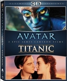Avatar / Titanic 3D - James Cameron