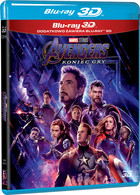 Avengers: Koniec gry 3D - Joe Russo, Anthony Russo