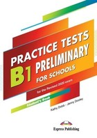 B1 Preliminary for Schools Practice Tests. Student`s Book + DigiBook