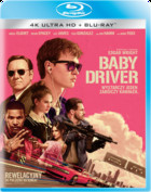 Baby Driver (4K Ultra HD) - Edgar Wright