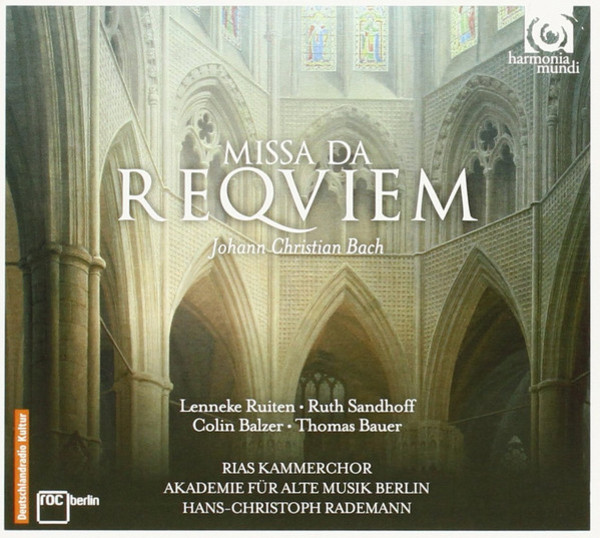 Missa Da Requiem Rademann