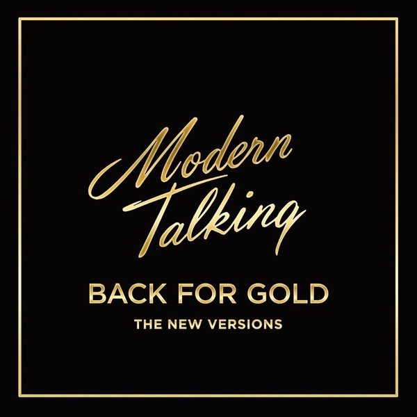 Back for Gold (vinyl) The New Versions