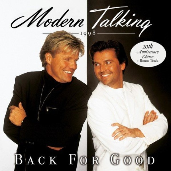 Back For Good (vinyl) (20th Anniversary Edition)