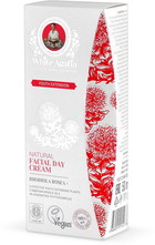 White Agafia Natural Facial Day Cream naturalny -