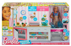 Barbie Idealna kuchnia -