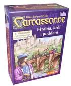 Bard Gra Carcassonne Rozszerzenie 6 Hrabia, Król