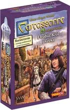 Bard Gra Carcassonne - Hrabia, Król i Rzeka (druga edycja polska)