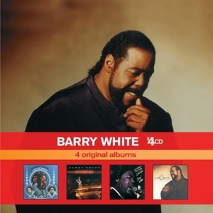 Barry White x4: Can`t Get Enough / Let The Music Play / Just Another Way / The Icon Is Love