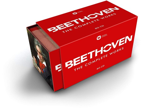 Beethoven: The Complete Works (Box)