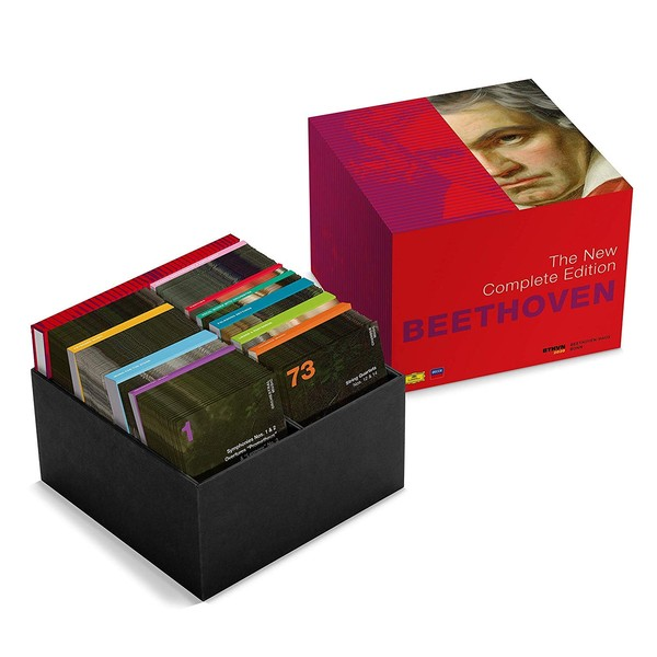 The New Complete Beethoven Edition (Box)