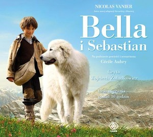 Bella i Sebastian Książka audio MP3