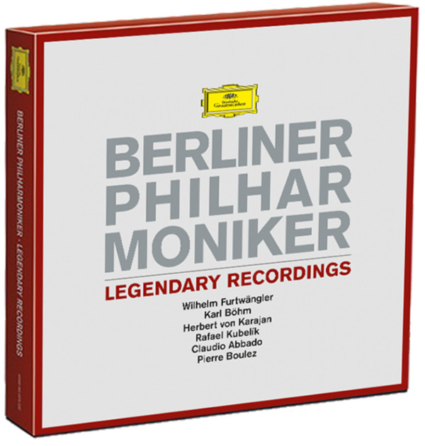 Berliner Philharmoniker Legendary Recordings (vinyl) (Box)