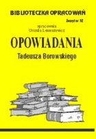 Opowiadania Borowskiego Ebook