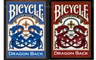Karty Bicycle Dragon Back -