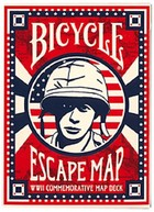 Karty Bicycle Escape Map -