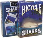 Karty Bicycle Sharks -