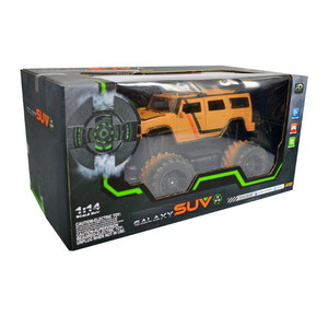 Big Wheels Auto terenowe RC